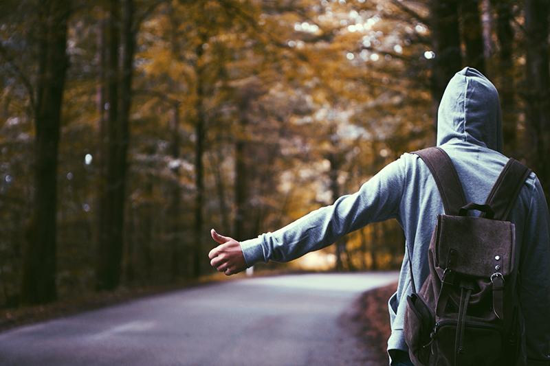 wanderlust traveler