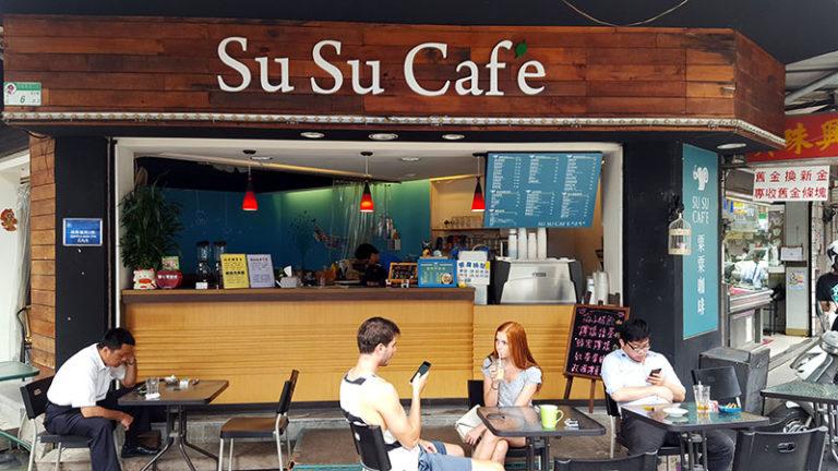 su su cafe in taipei taiwan