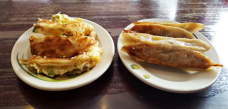 Taiwan style breakfast