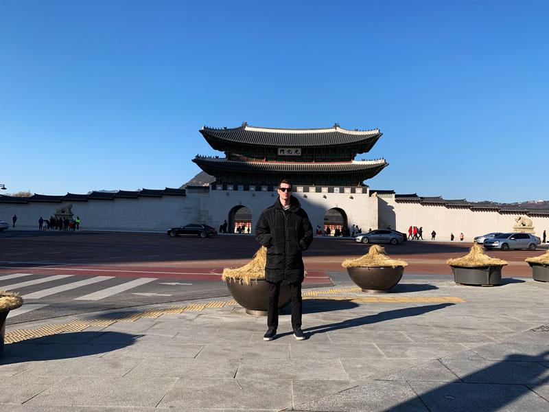 Central Seoul